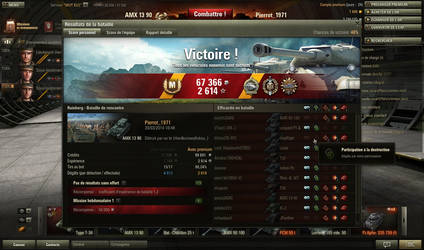 World of tanks daily victory