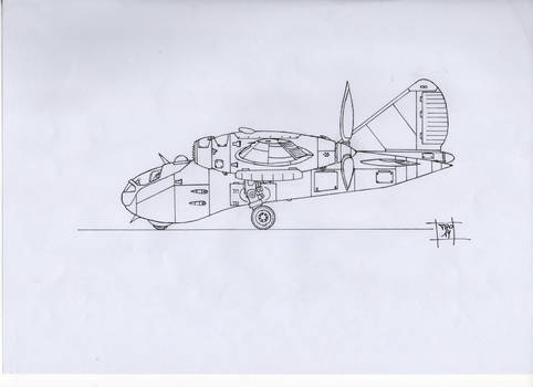 WIP - Heavy fighter Version A