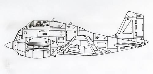 Heavy fighter WIP