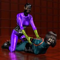 bondage games 3 by elenaevil