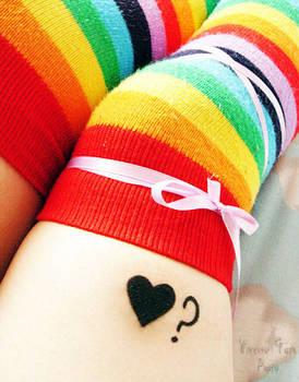 Legs of a Rainbow