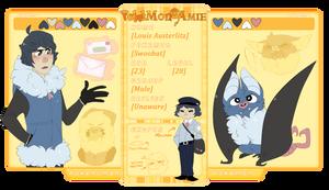 Pokemon-Amie: Louie App
