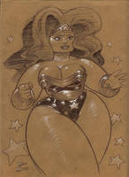 BB Wonder Woman by MarkMoore
