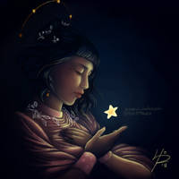 [2018] Drawinyourownstyle V: Stars by IrisSeptim
