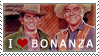 I love Bonanza stamp by viosion