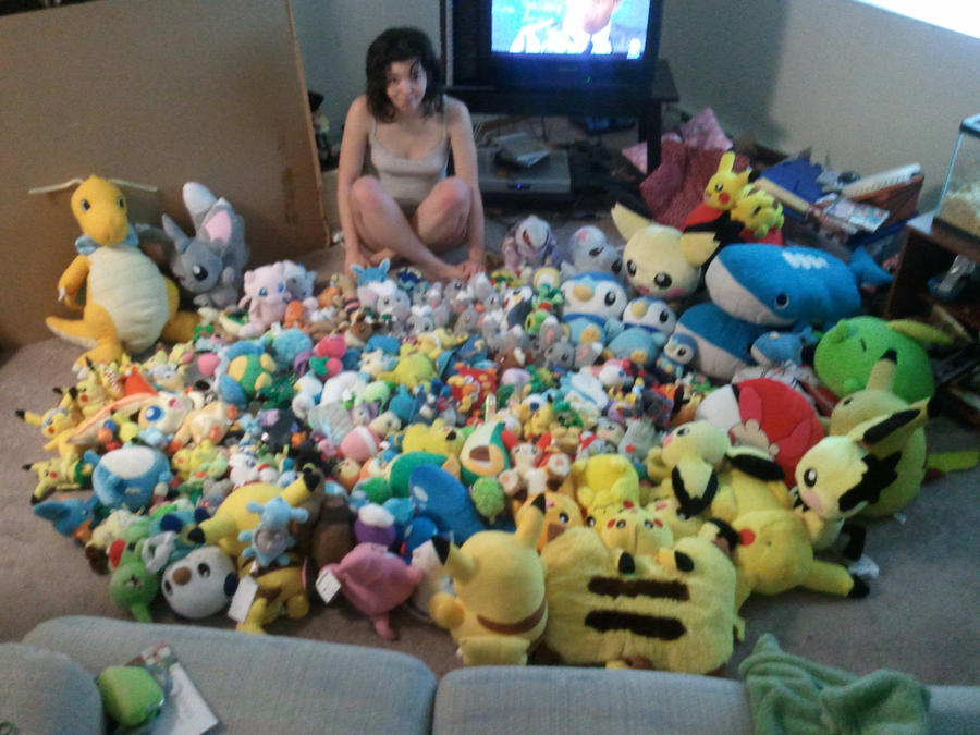 My Pokemon collection by Paichii