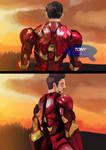 Steve x Tony #1
