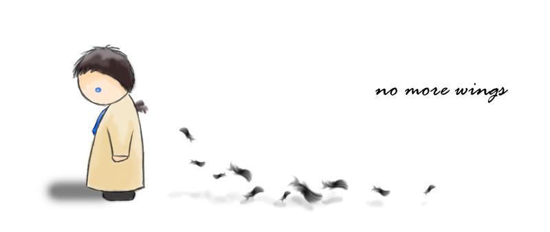 no more wings by ame-natsuno