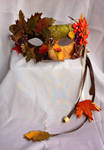 Autumn Mask I