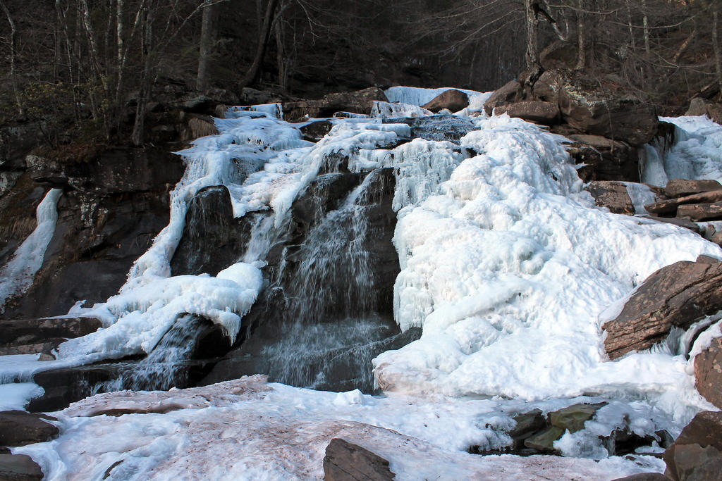 Waterfall Ice Stock 9 by DaraGallery