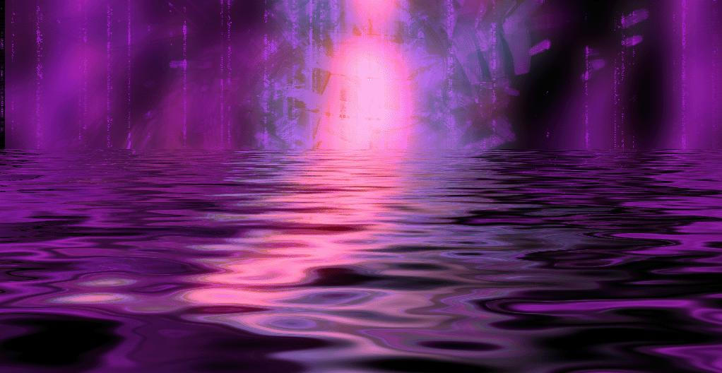 Matrix Purple Ocean By Cultmaster On Deviantart