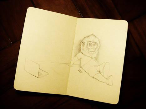 garotos simios 4
