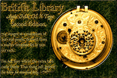Library Icons 2nd Ed. Tiger. by Samantha-Wright
