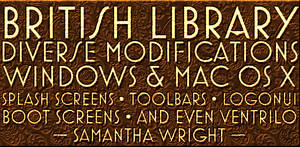 Diverse Library Modifications by Samantha-Wright