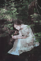 By the stream by MariaPetrova