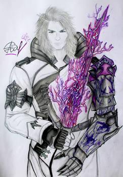 Ravus  ( Final Fantasy XV)