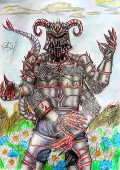 original character  king of nightmares
