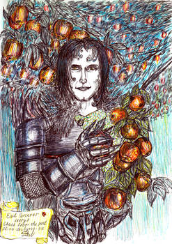 original character Svetozar