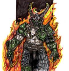 Doom eternal marauder v2.0