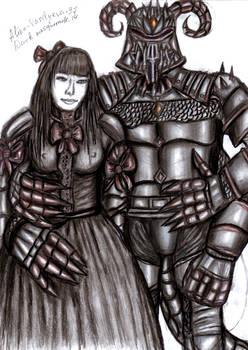 original characters Darkhangel  King of nightmares