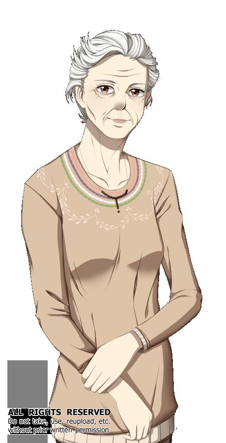 LaH: Grandma by ehcs