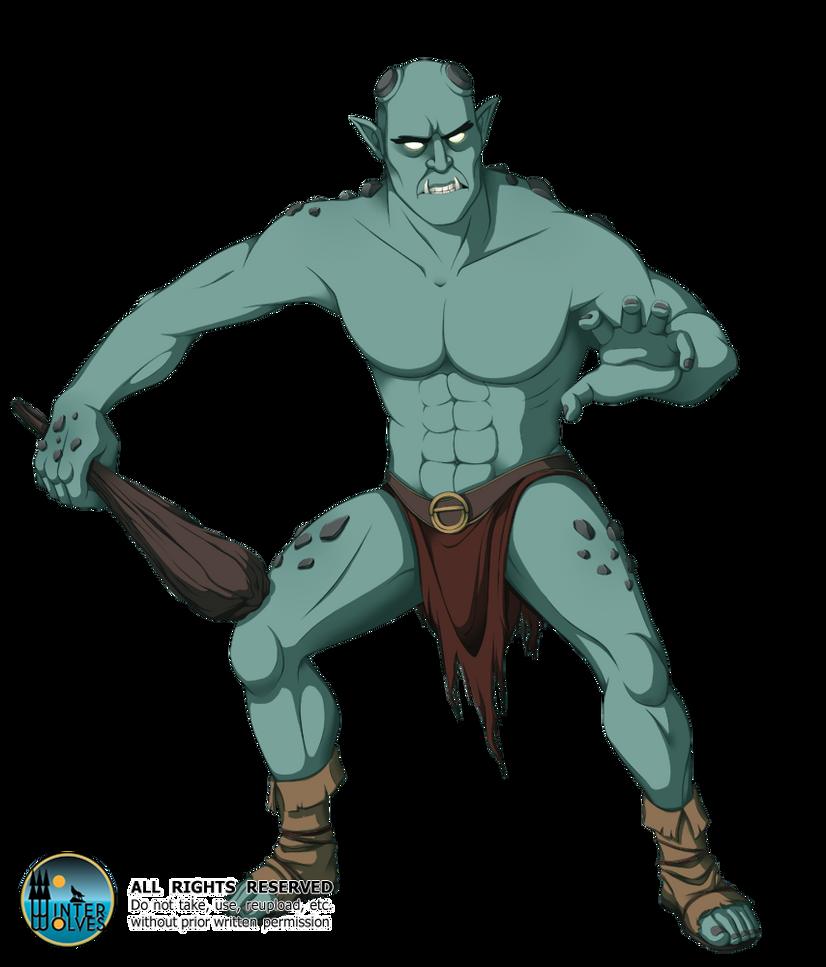 UL - Troll by ehcs