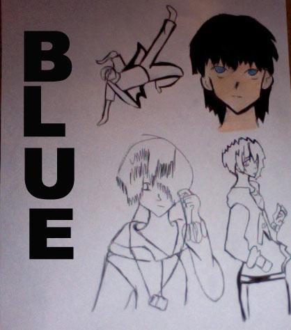 Blue Harper by tai2hip
