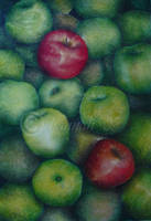 Apples by Haych86
