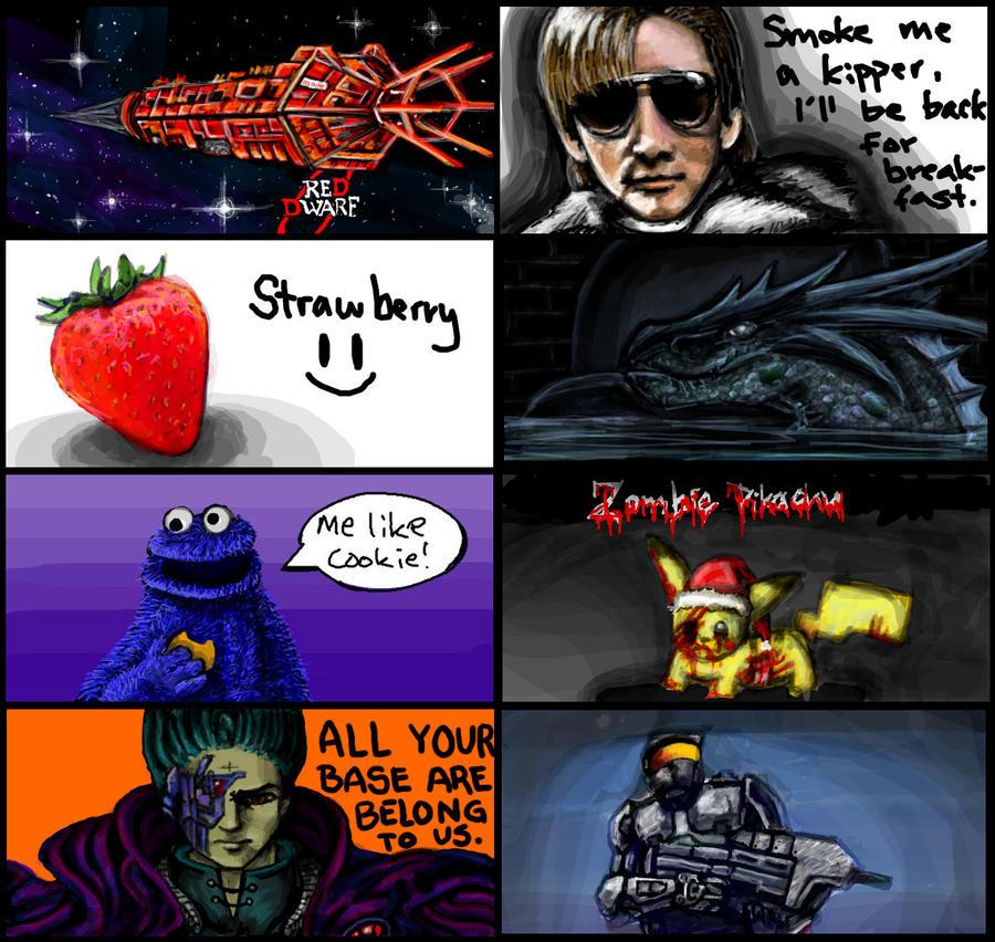 Fantastic Facebook Fun by corpsewraith