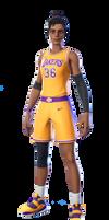 Splash Specialist (Lakers)