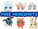 Free Headshots until 12th July