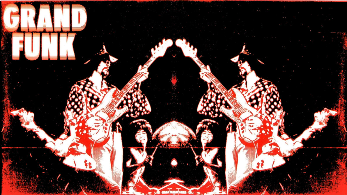Resultado de imagen de Grand Funk logo