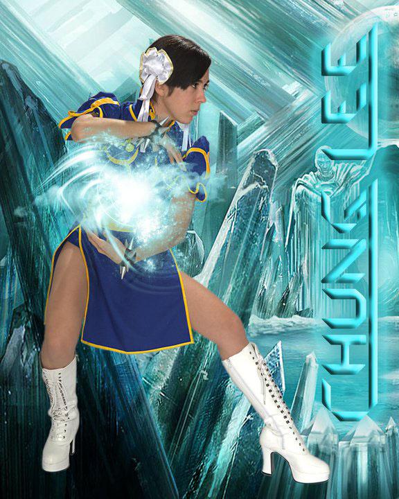 Chun-Li by Alluring-Angel