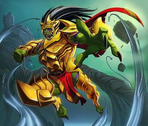 Maxxor, Protector of Perim