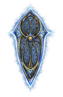 Epic Clerics Shield by stonewurks