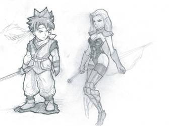doodles 10/11/2012