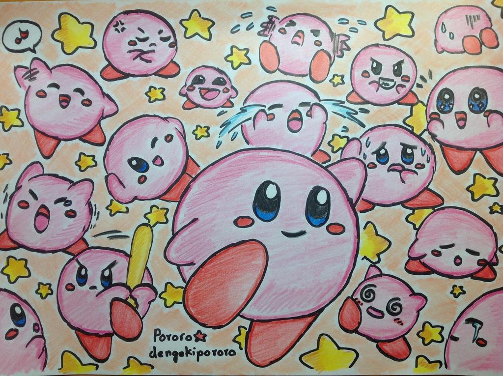 More Pink Fantasy by dengekipororo