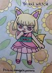 Krystal Fox by dengekipororo