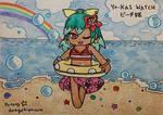 YW: Princess of the Beach by dengekipororo