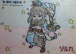 Sangokushi Fairy by dengekipororo