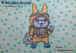 MOON RABBIT HYPE!!! by dengekipororo