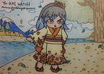 YW: Autumn Fairy Princess by dengekipororo