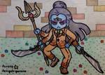 Celebrating Rampajah by dengekipororo