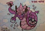 Spring Dragon Lord by dengekipororo