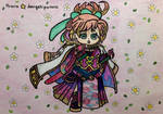 Bloominoko Lady by dengekipororo