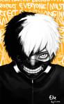 Kaneki Ken of Tokyo Ghoul - I Must Protect