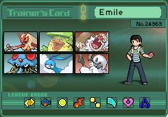 Chuggaaconroy - Pokemon Emerald Team by Calphlur