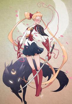 Character Design Challenge: Sailormoon