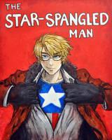 Star-Spangled America by mofurgi