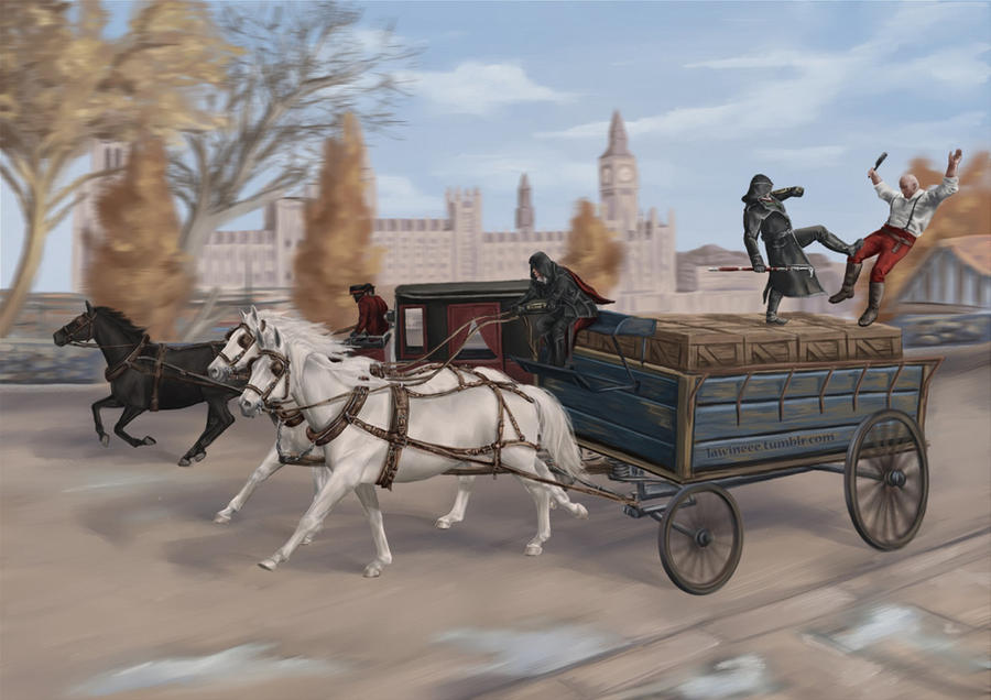 Cargo Hijack by the-frozen-bunny
